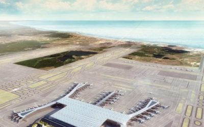 Turkish Airlines awards the construction of a cargo facility to Gaptek