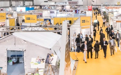 Gaptek at the international exposition AidEx 2018 in Brussels