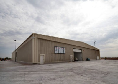 Gaptek modular warehouse