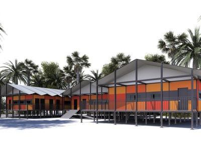 viviendas modulares gaptek