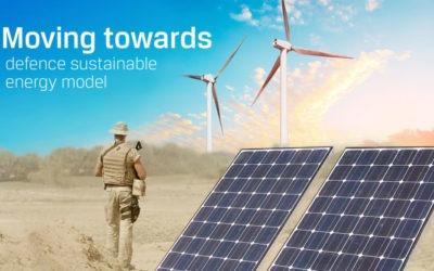 Éxito en la presentación del sistema Gaptek en el Consultation Forum for Sustainable Energy in the Defence and Security Sector