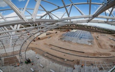 Impacto ambiental de los materiales usados en la construcción de hangares