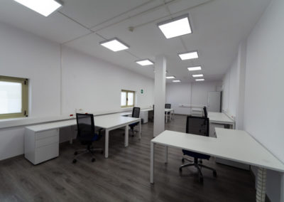 oficinas modulares