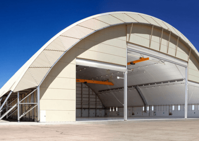 MRO hangar