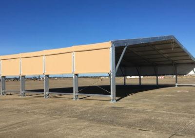 aircraft shelter