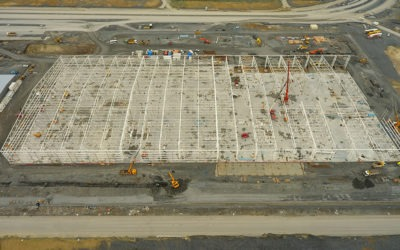 Finalizing the construction of a 32,000sqm cargo facility for Turkish Airlines in Istanbul