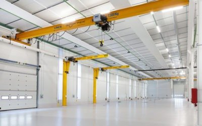 Gaptek and Acciona Construcción complete an engine maintenance center