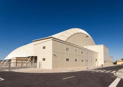 Gaptek hangar