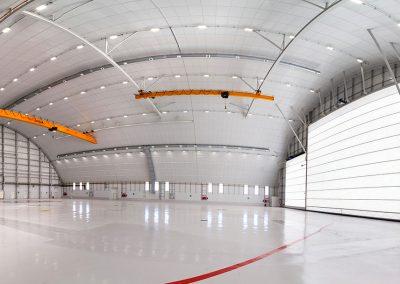 A400M hangar