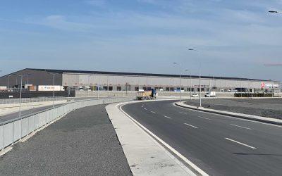 El centro logístico modular construido para Turkish Cargo ha entrado en funcionamiento